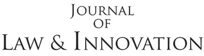 Journal of Law & Innovation
