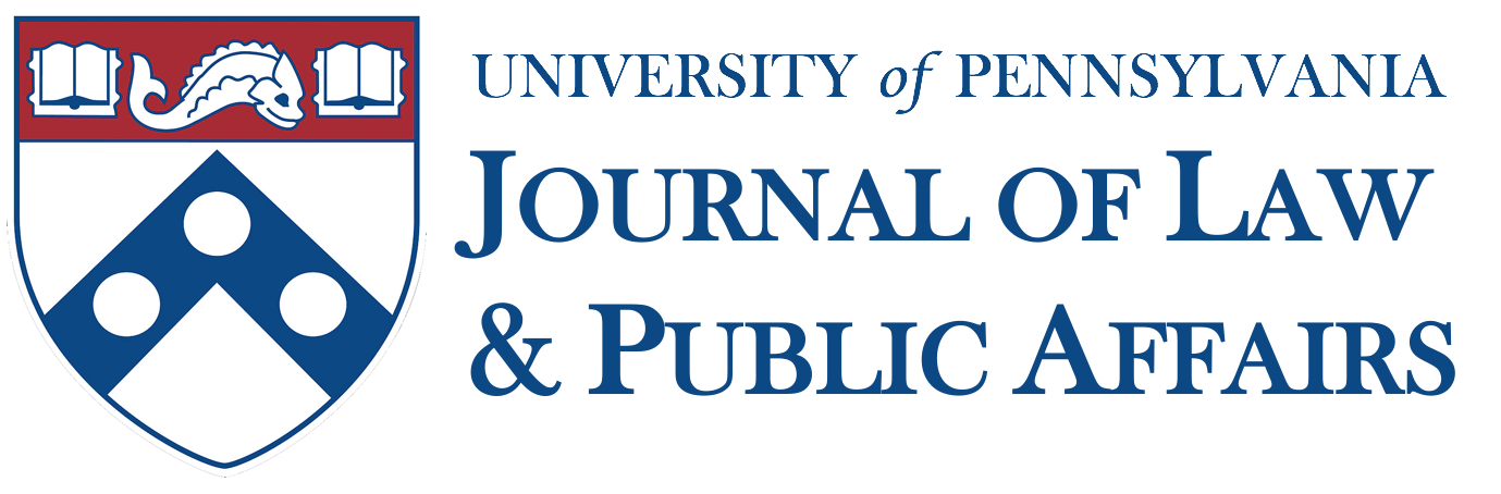 Journal of Law and Public Affairs